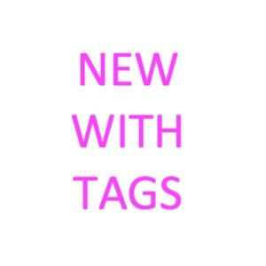 Accessories - Items below are new with tags